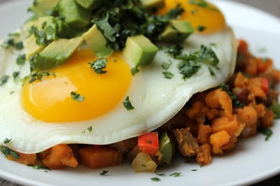 Sweet-Potato-Hash-with-egg