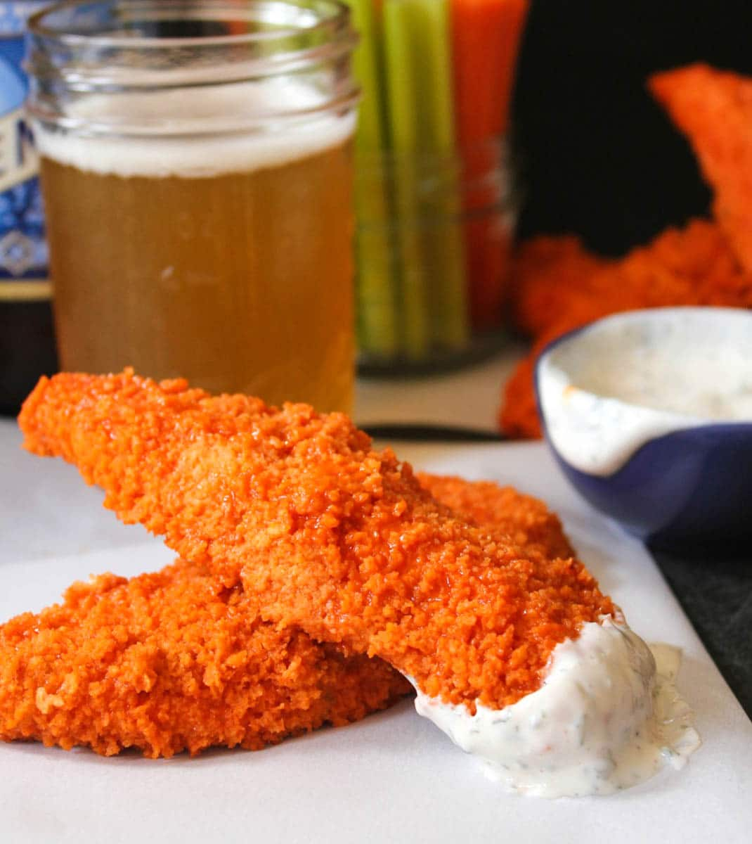 healthy-baked-buffalo-chicken-tenders-with-yogurt-ranch-dressing-4