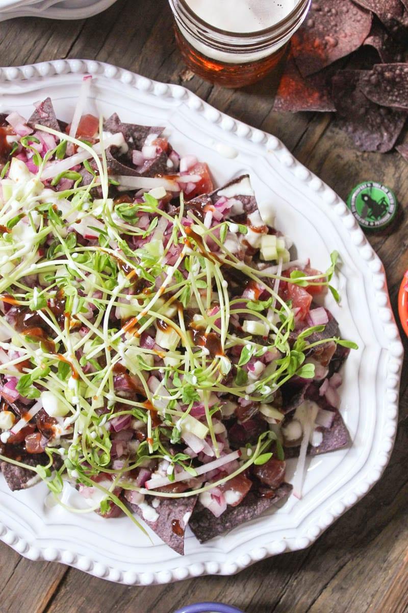 Ahi-Nachos-with-pickled-red-onion-wasabi-crema-8