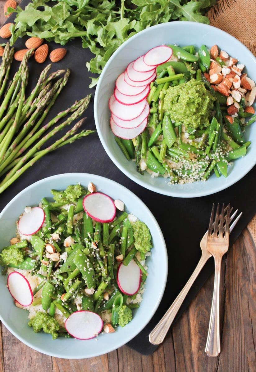 vegan-cauliflower-rice-bowl-with-arugula-pesto-6