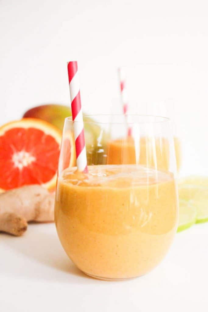 Tropical Ginger Smoothie