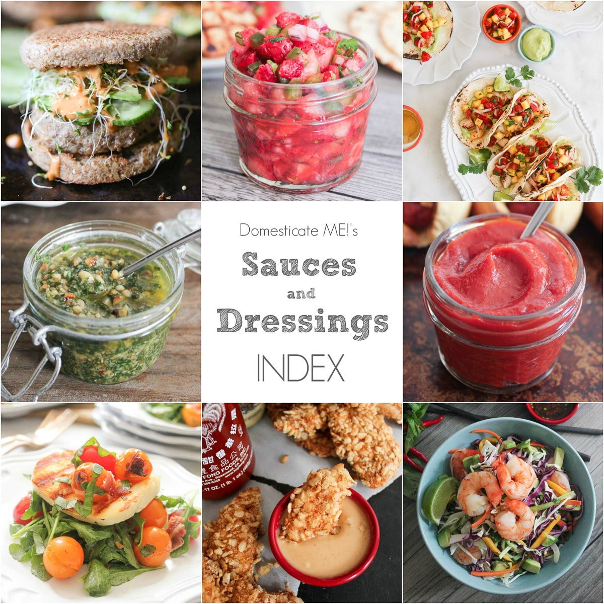 Domesticate-Me-Sauces-and-Dressings-Index