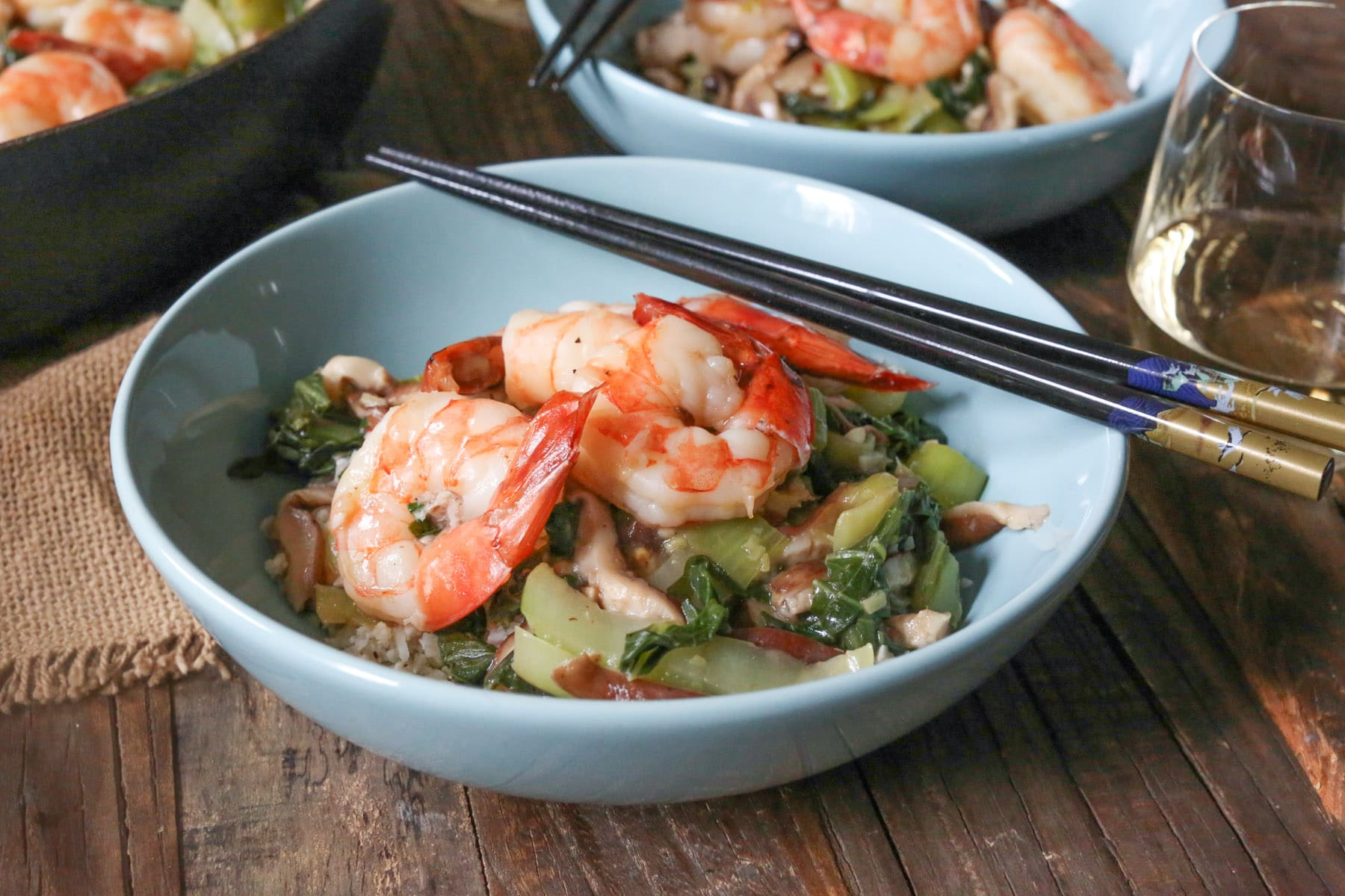 Garlicky-Shrimp-Stir-Fry-with-Shitake-Mushrooms-and-Baby-Bok-Choy-7