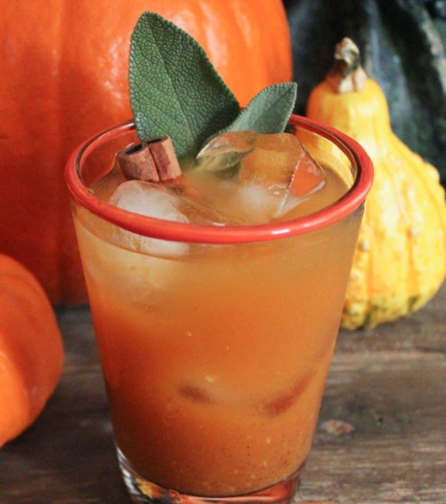 Spiced Pumpkin Punch