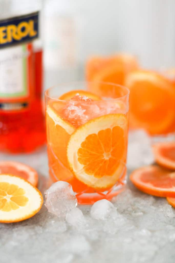 Aperol Grapefruit Margarita 3