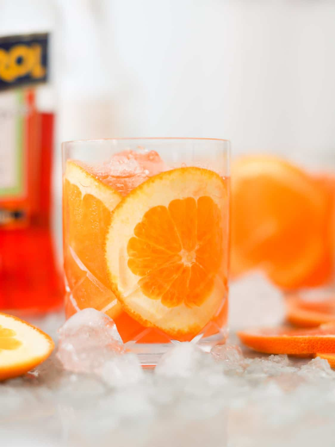 Aperol Grapefruit Margarita 5